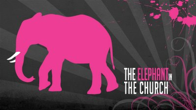 Elephant in the Church!