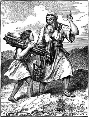 Abraham And Isaac